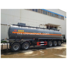 Ammonium Hydroxide Chemical Tanker Trailer